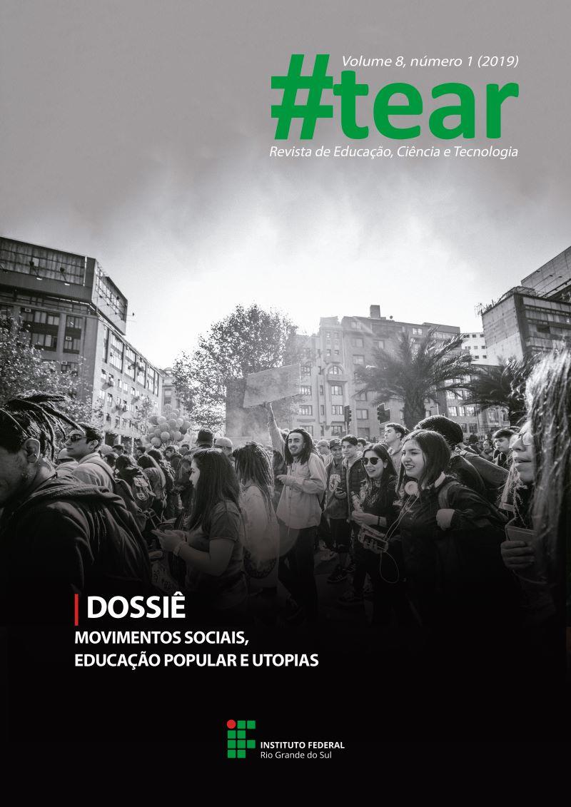 Visualizar v. 8 n. 1 (2019): MOVIMENTOS SOCIAIS, EDUCAÇÃO POPULAR E UTOPIAS