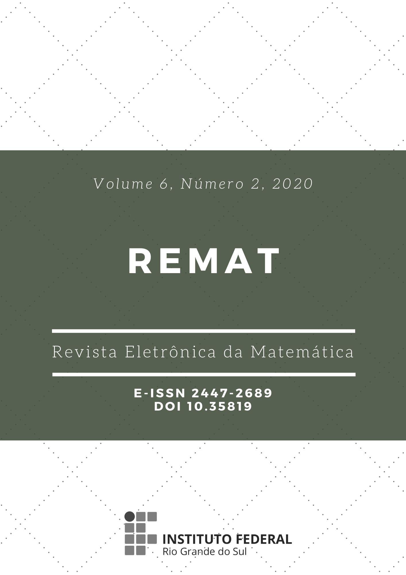 Visualizar v. 6 n. 2 (2020)